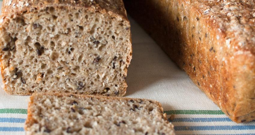 chleb domowy na zakwasie