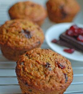 muffiny marchewkowe z opuncją